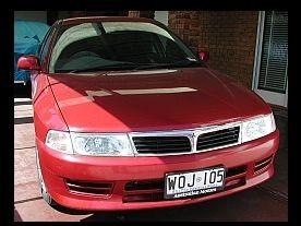 2001 Mitsubishi Lancer