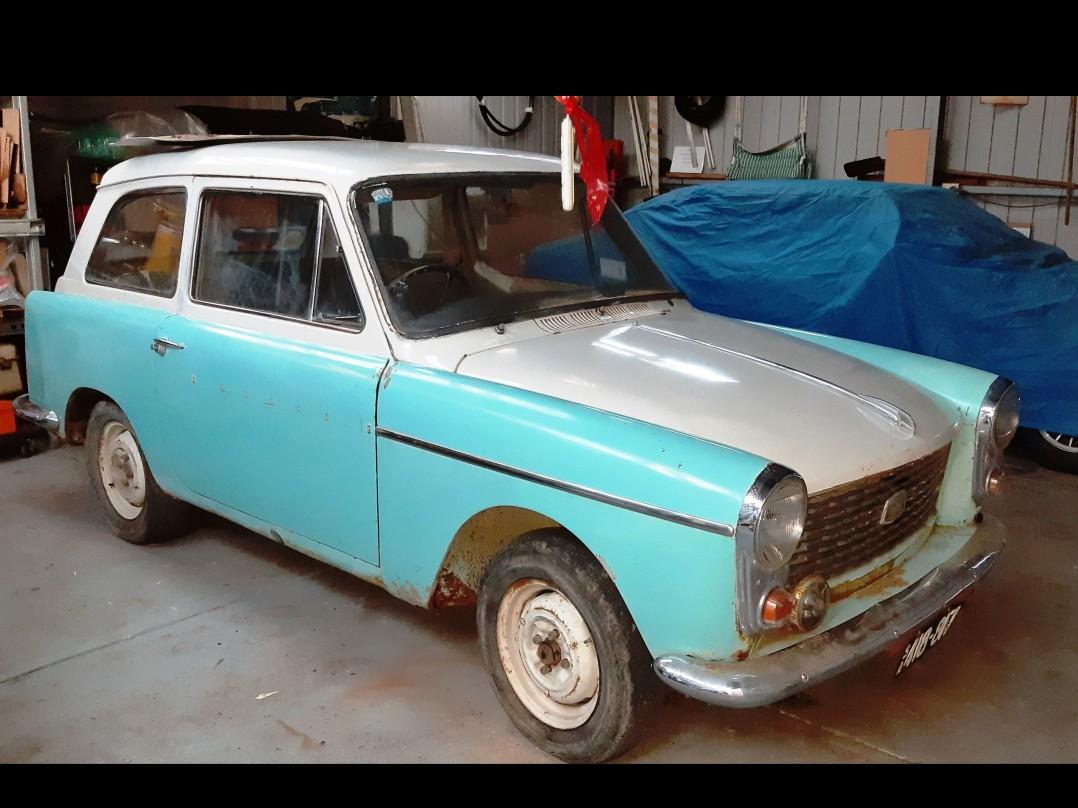 1960 Austin A40 Farina Countryman