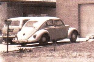 1958 Volkswagen BEETLE 1.6
