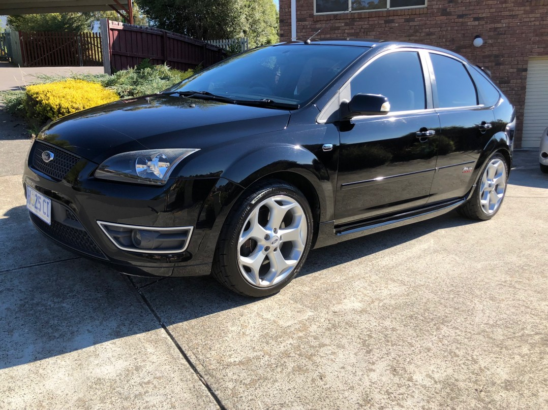 2007 ford focus xr5 turbo gioutsos1 shannons club. Black Bedroom Furniture Sets. Home Design Ideas