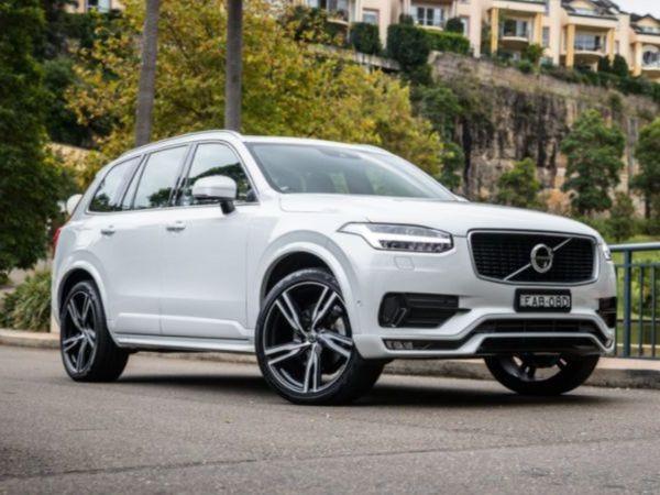2019 Volvo XC90 D5 R-DESIGN