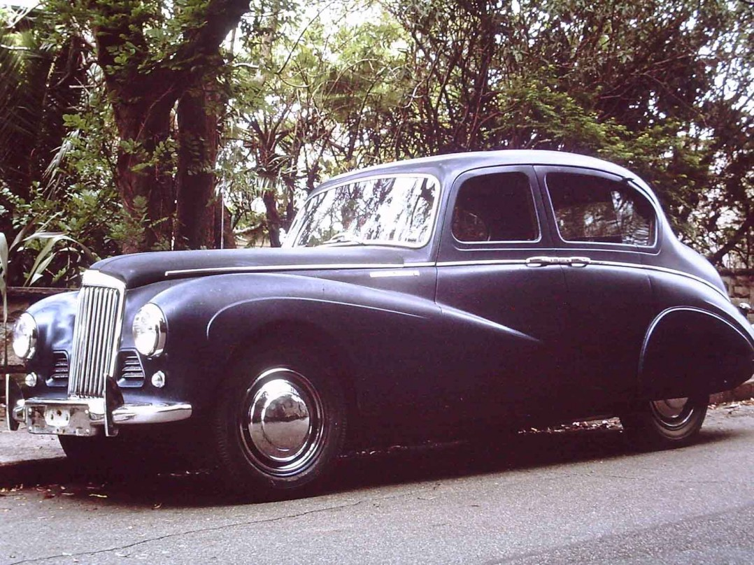 1952 Sunbeam-Talbot 90 Mark II