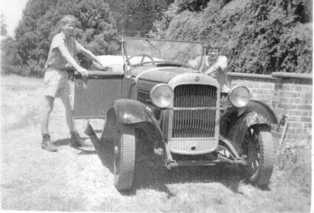 1929 Essex Super Six Challenger