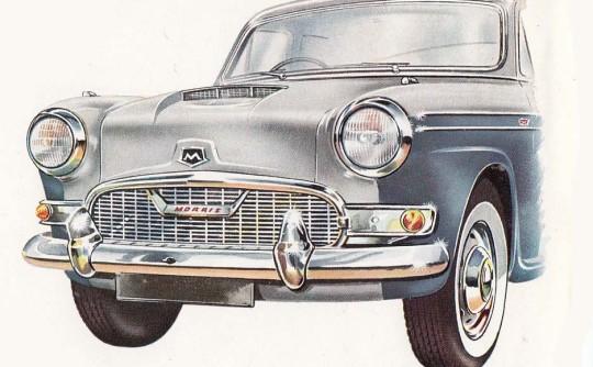The Marshal – BMC's big Morris for Australia