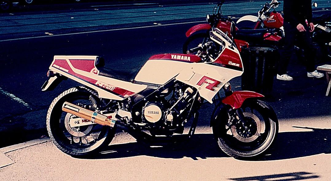 1985 Yamaha FZ750N