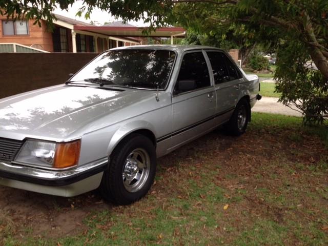 1982 Holden Commodore Vh  SL/E