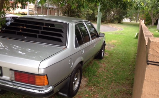 1982 VH Commodore .