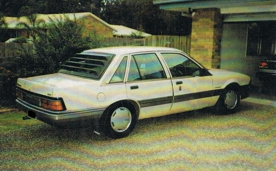 1988 Holden VL Commodore