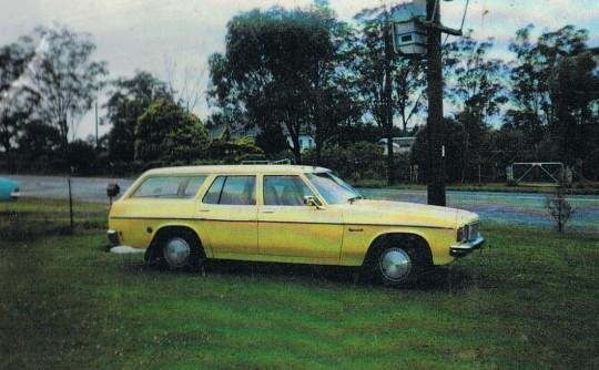1978 Holden HZ Kingswood