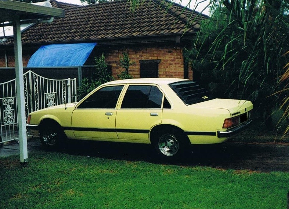1982 Holden VH Commodore