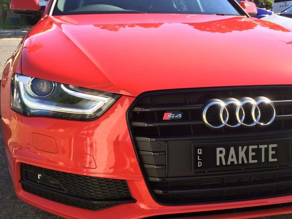 2015 Audi S4 3.0 TFSI QUATTRO