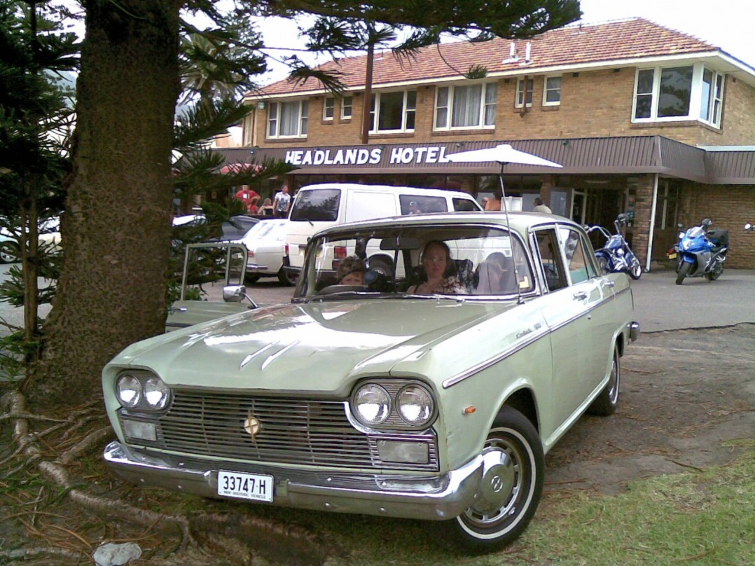 1963 Nissan Cedric