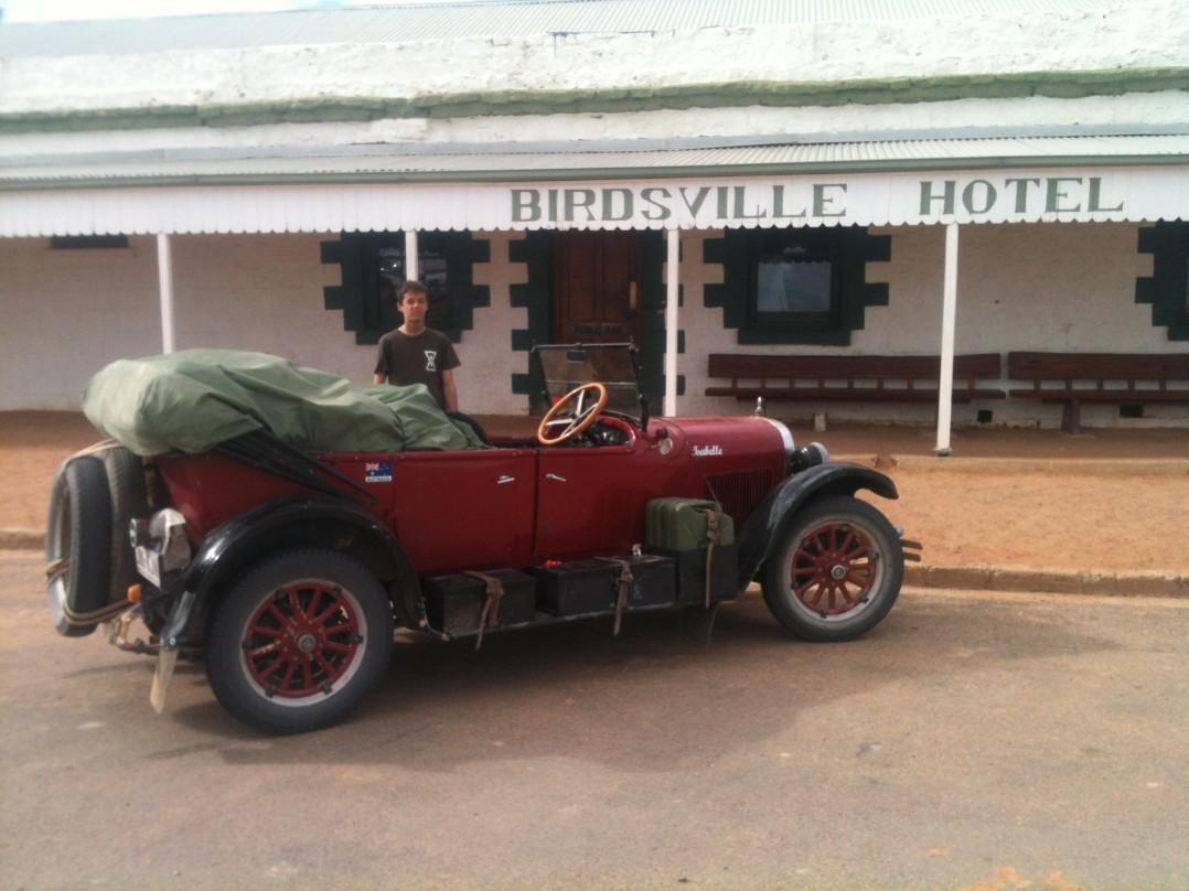 1926 Dodge Brothers tourer
