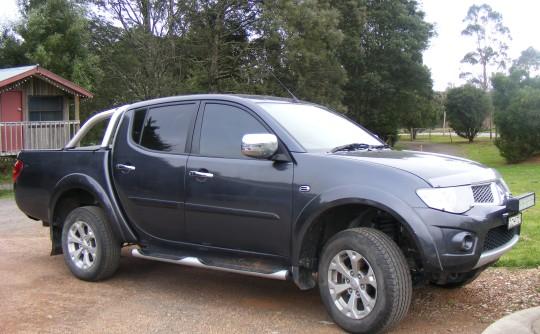 2013 Mitsubishi TRITON (4x4)