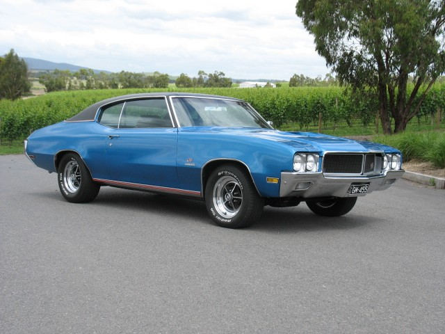 1970 Buick GranSport GS455 Stage 1
