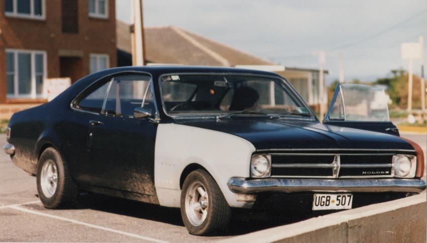 1968 Holden Monaro HK