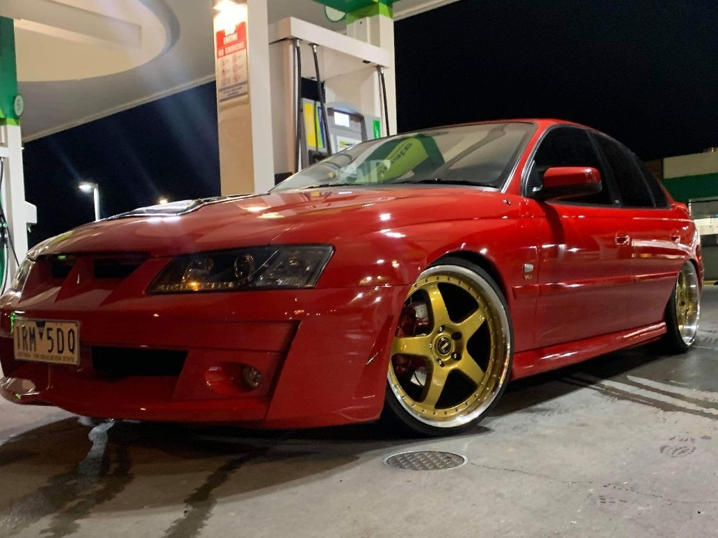 2004 Holden Vy ss