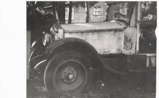 1922 Australian tourer