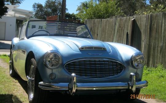 1957 Austin Healey 100/6