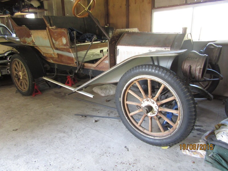 1910 Buick Model 33
