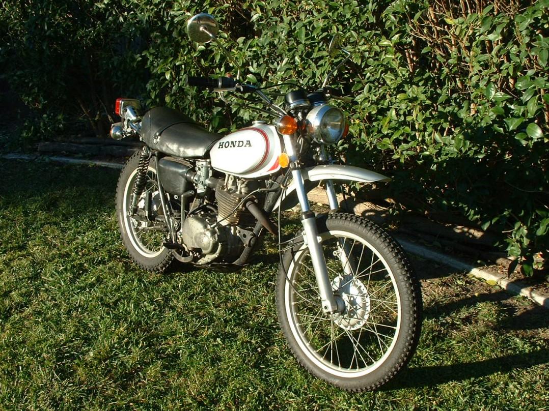 1972 Honda XL 250