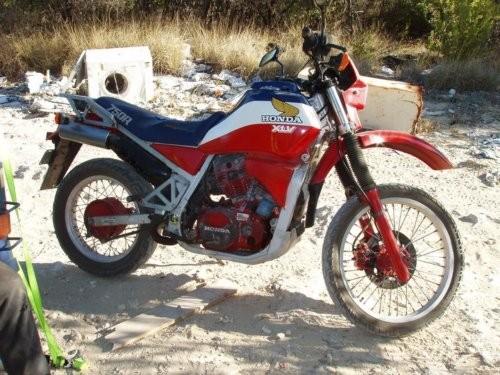 1983 Honda XLV 750