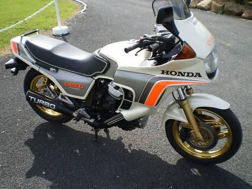 1983 Honda CX 500T