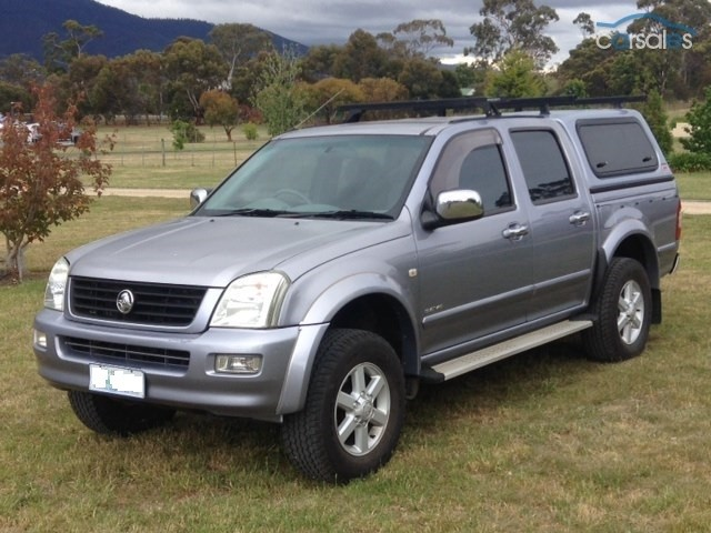 2005 Holden RODEO LT