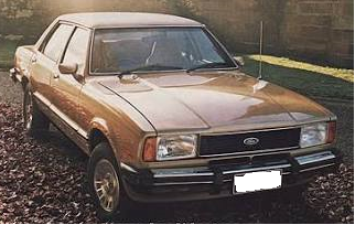 1979 Ford TE CORTINA GHIA