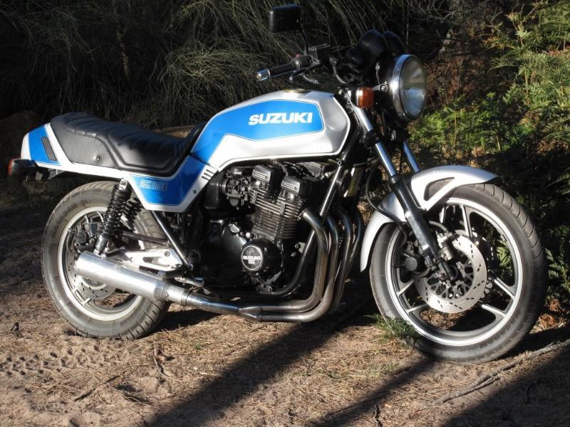 1983 Suzuki 1074cc GSX1100E