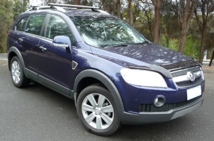 2007 Holden CAPTIVA LX (4x4)
