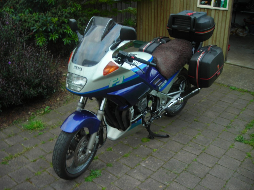 1994 Yamaha 1188cc FJ1200