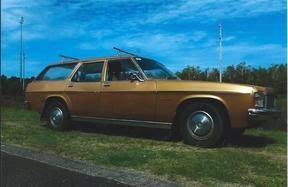 1976 Holden HJ Kingswood