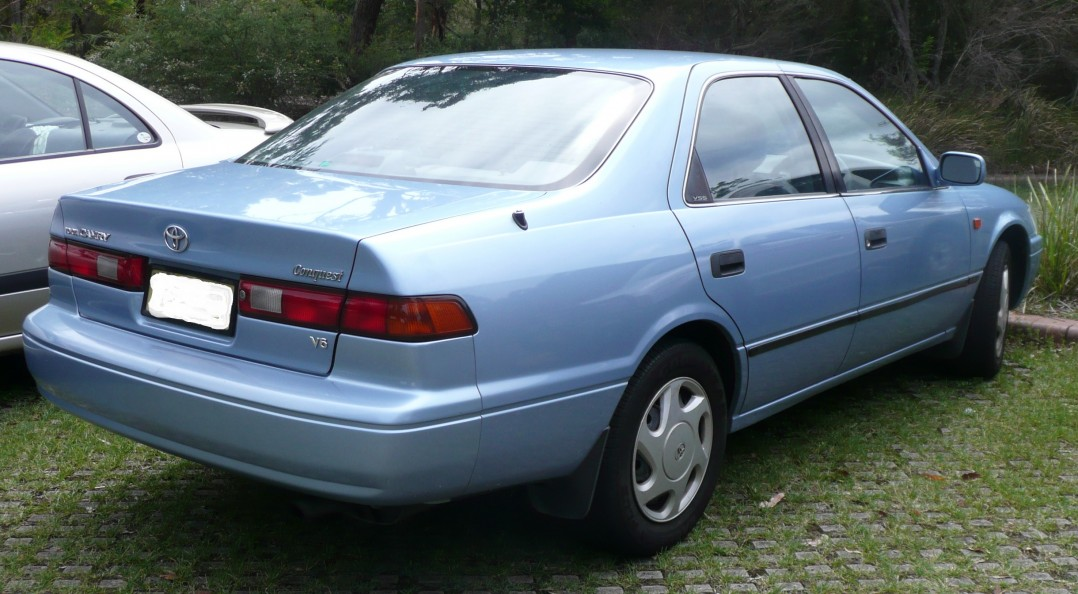 2001 Toyota CAMRY CS