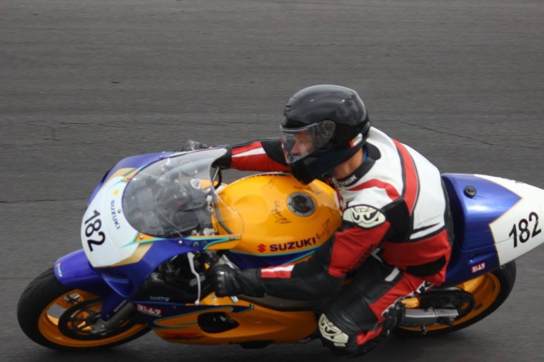 1997 Suzuki 600cc GSX-R600
