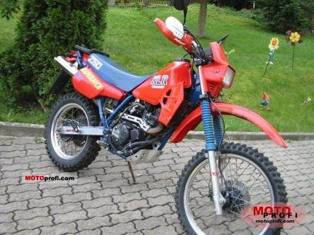 1985 Kawasaki 249cc KLR250