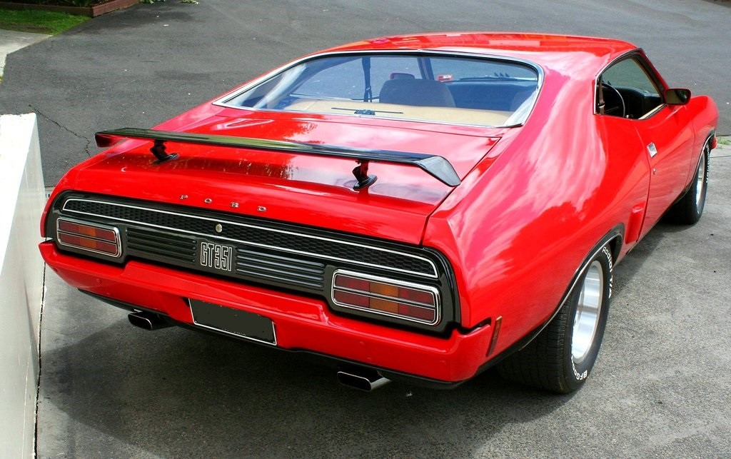 1974 Ford Falcon XB GT Replica