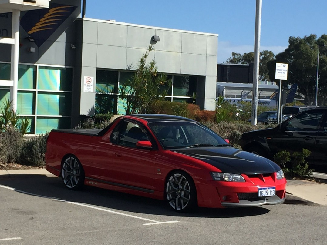 2003 Holden Special Vehicles MALOO