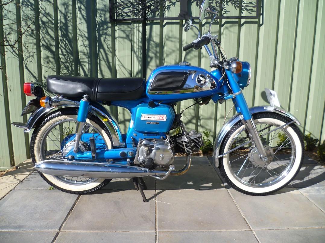 1969 Honda cd 90z