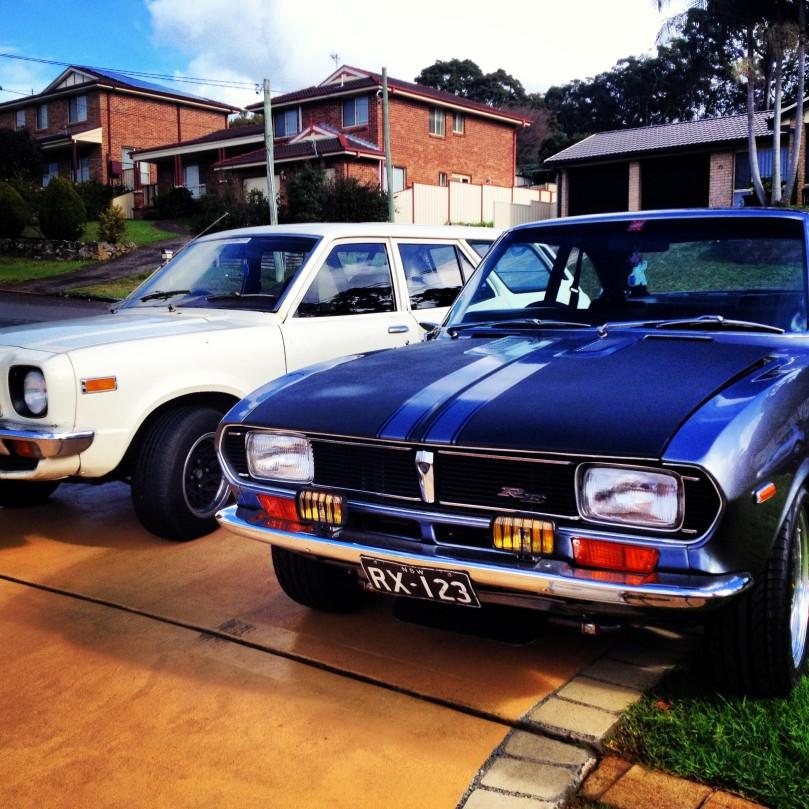 1970 Mazda CAPELLA RX2 SUPER DELUXE
