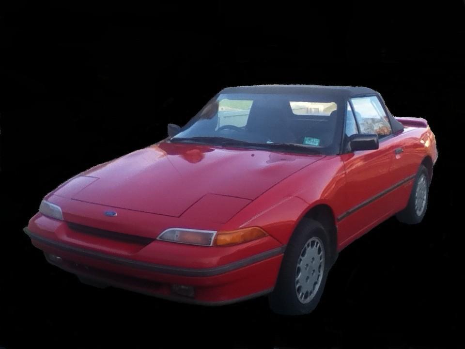 1991 Ford Capri- Lil Bro