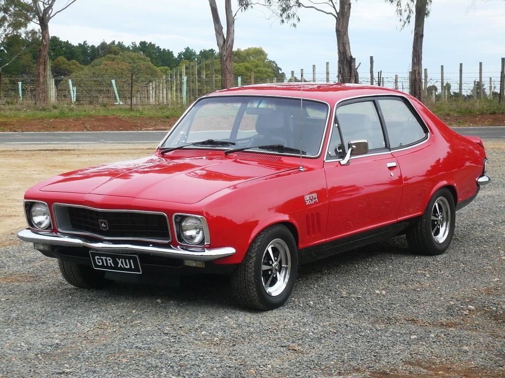 1972 Holden Torana LJ GTR XU1 V8