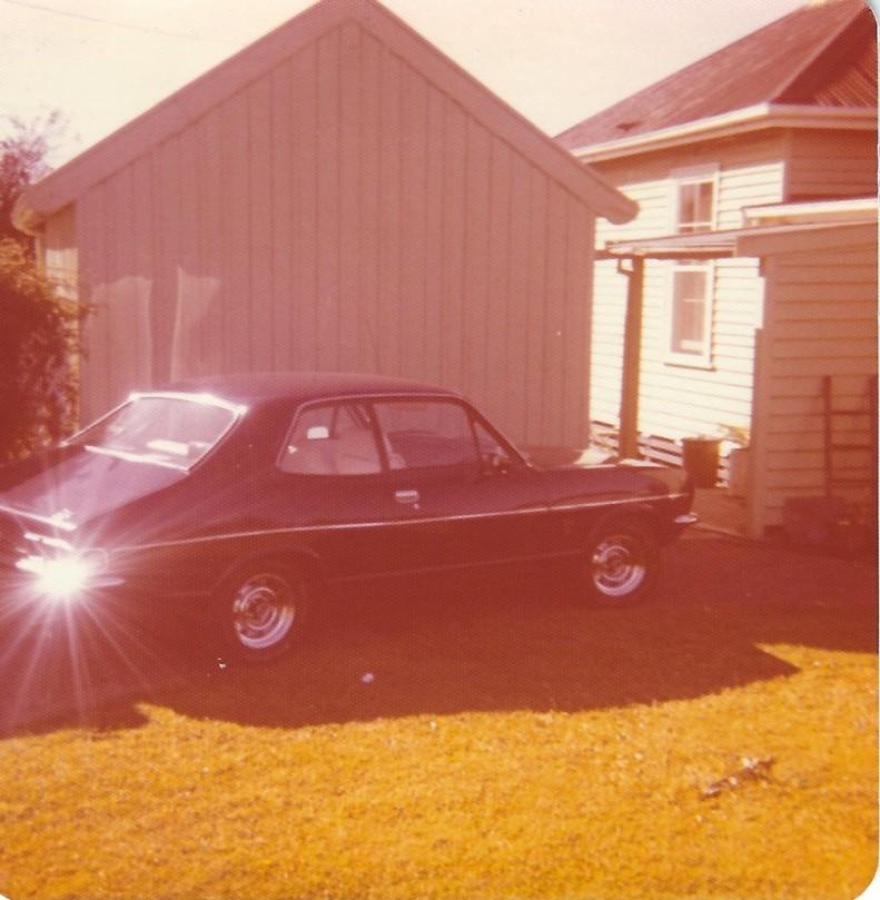 1972 Holden LJ Torana S
