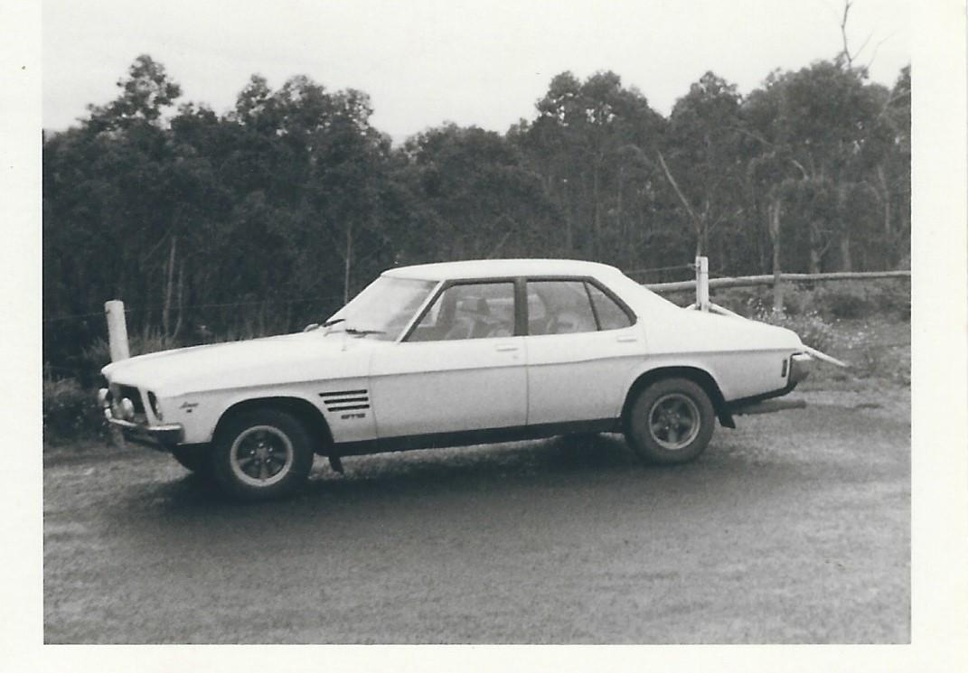1974 Holden HQ Monaro GTS