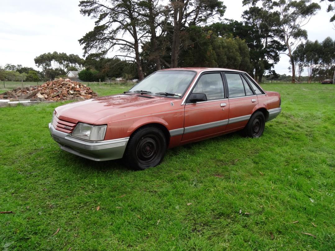1985 Holden VK Commodore Berlina