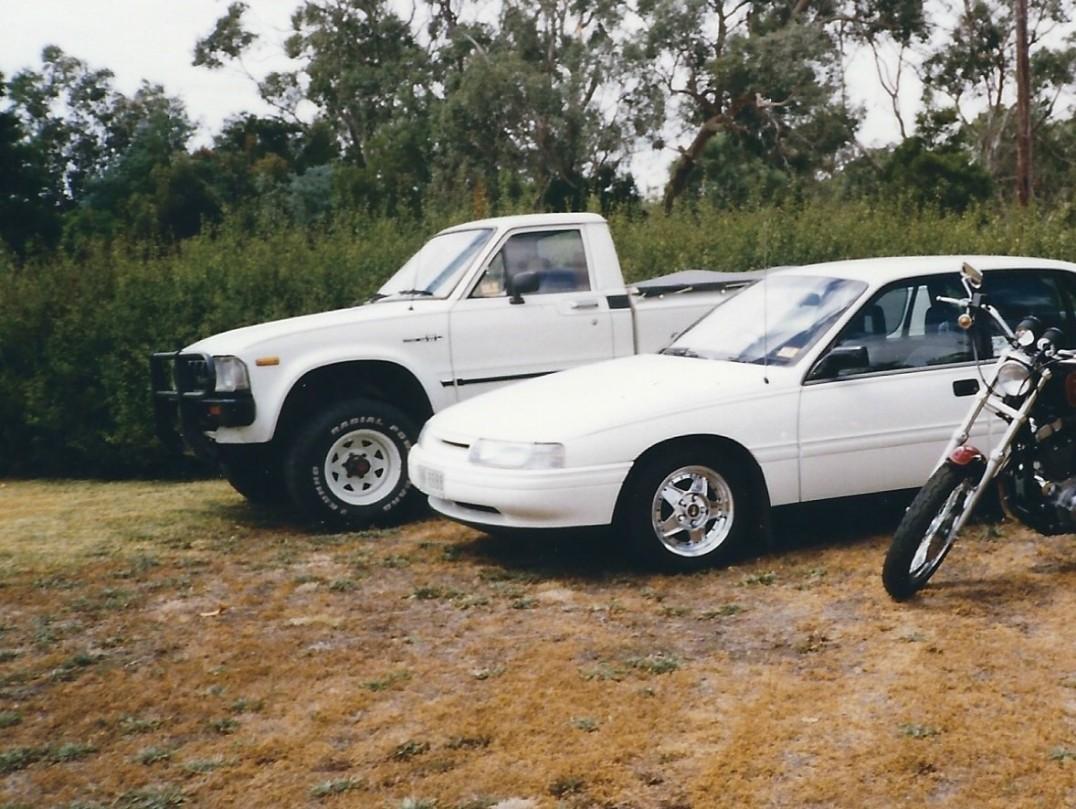 1982 Toyota Hi Lux 4 X 4