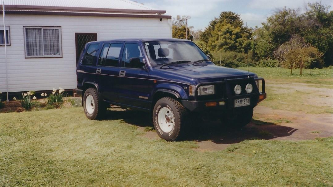 1994 Holden JACKAROO LS (4x4)