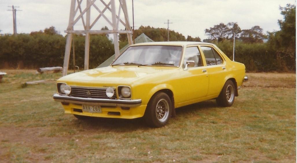 1977 Holden Torana S