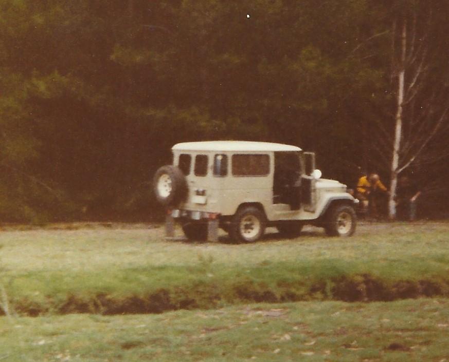 1976 Toyota LANDCRUISER (4x4)