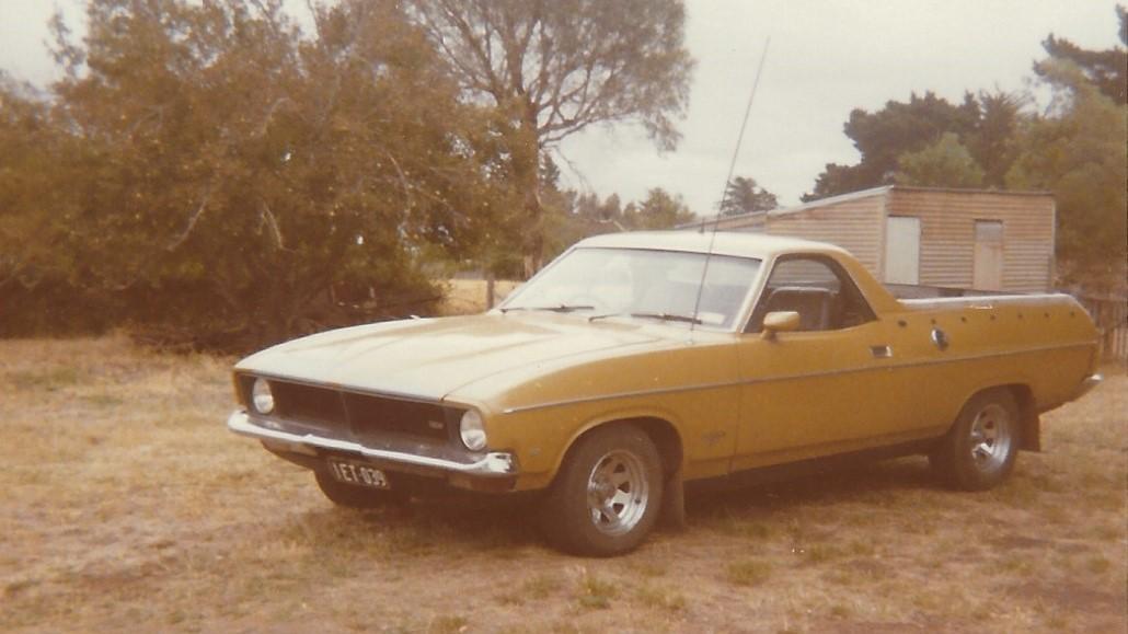 1974 Ford Falcon 500